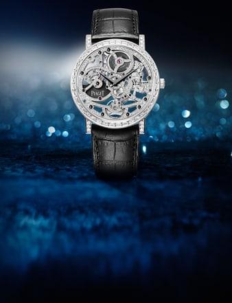 高級珠寶腕錶