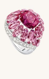 sunlight escape precious stones ring