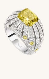 high jewellery diamond ring