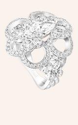 piaget white gold diamond ring