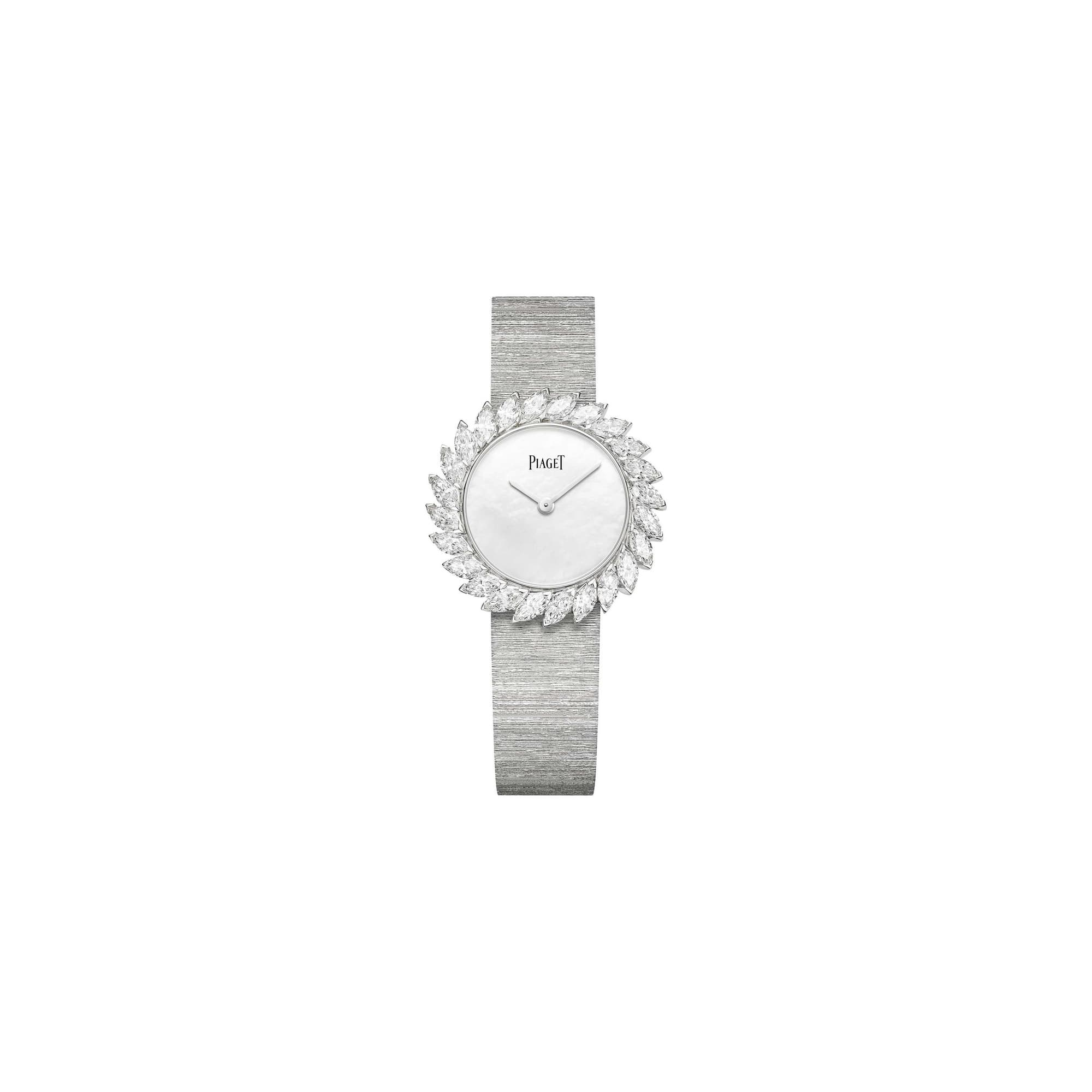 woman diamond watch