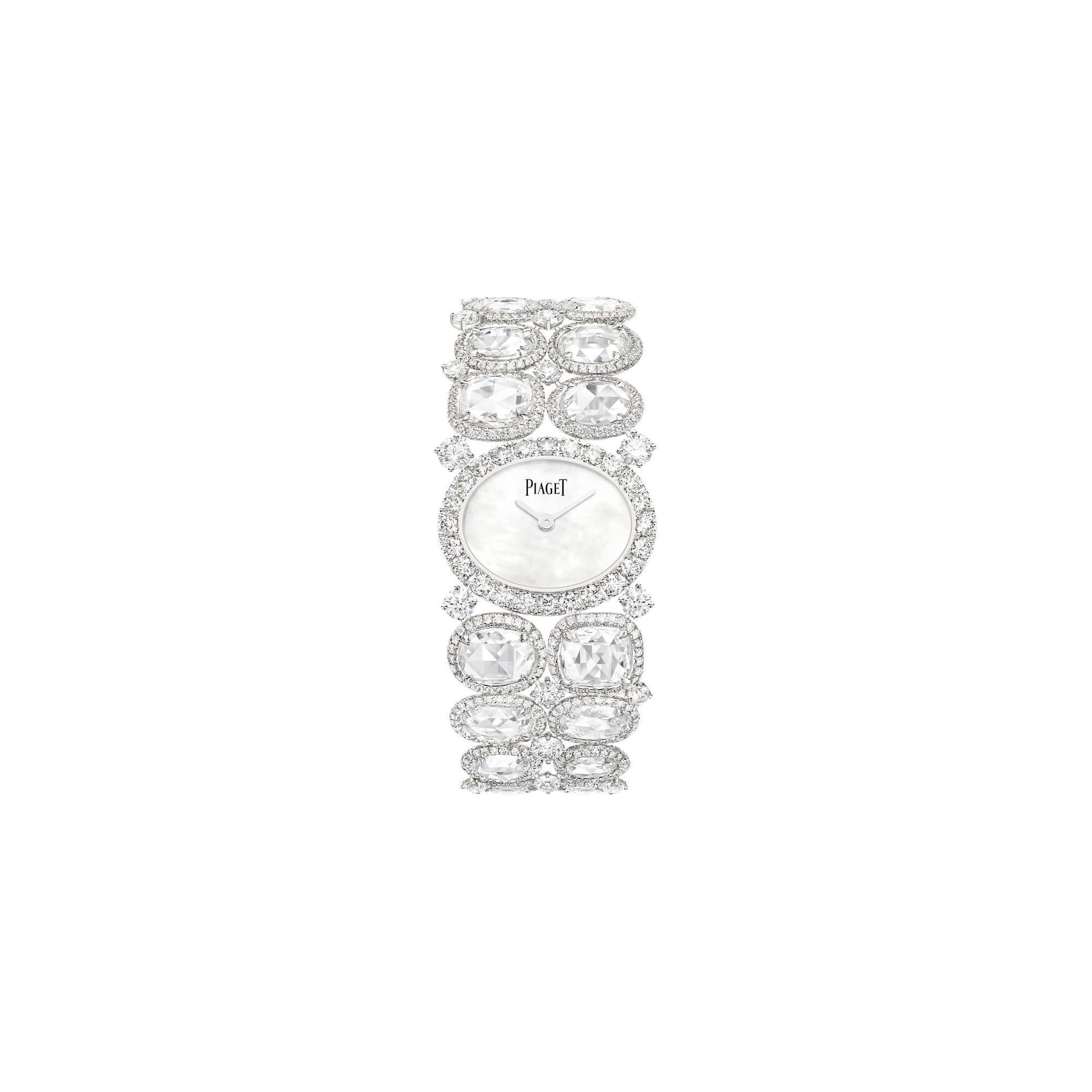 high jewellery diamond watch