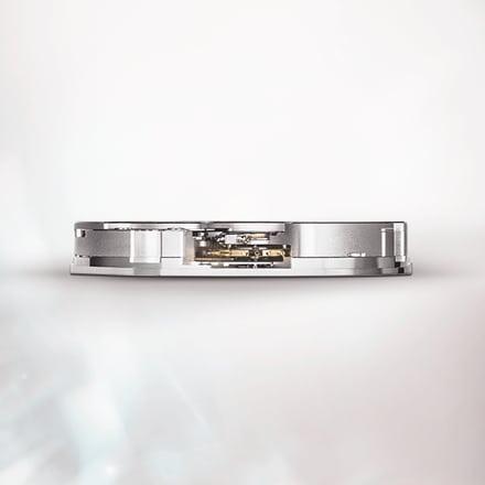 伯爵製883P機械計時腕錶機芯