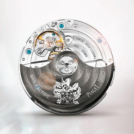 Movimiento mecánico automático Piaget 1110P