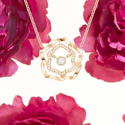 Diamantring aus Weißgold und Luxusarmband