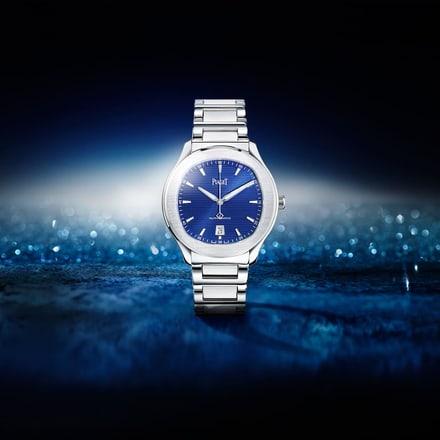 Piaget Polo steel luxury watch for men