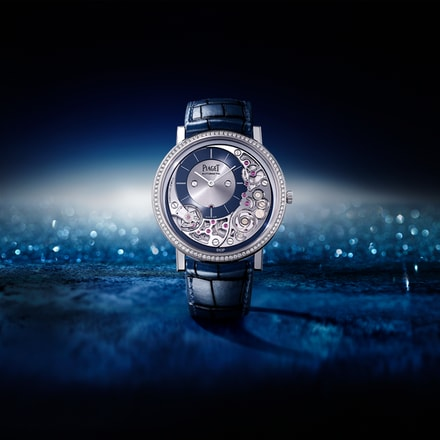 Piaget Altiplano ultra-thin luxury watch