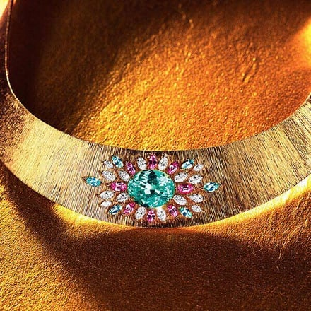 luxury jewellery gold craftsmanship