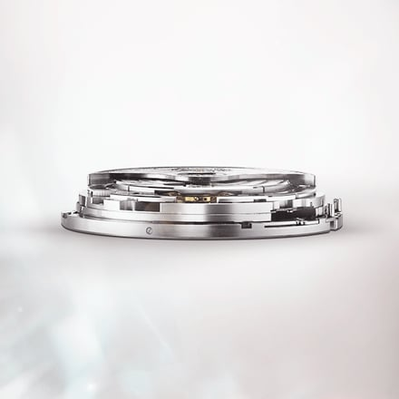 Perpetual calendar luxury watch movement: Piaget 856P movement