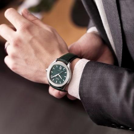 Piaget Polo S 男士高級腕錶