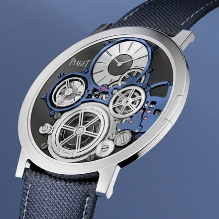 The Altiplano Ultimate Concept ultra-thin luxury watch