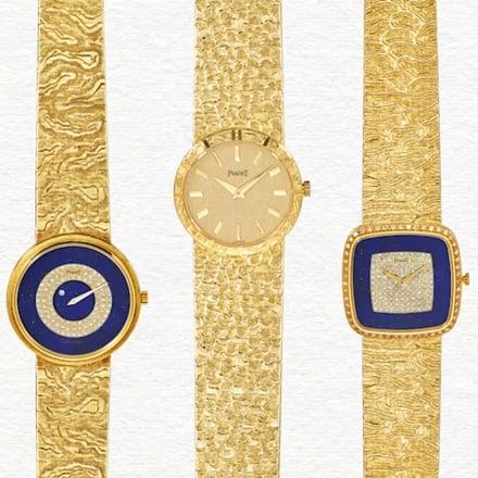 Piaget Luxusuhren aus Gold