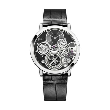 Ultraflache mechanische Piaget Uhr