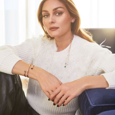 Piaget Possession luxury jewellery worn by Olivia Palermo