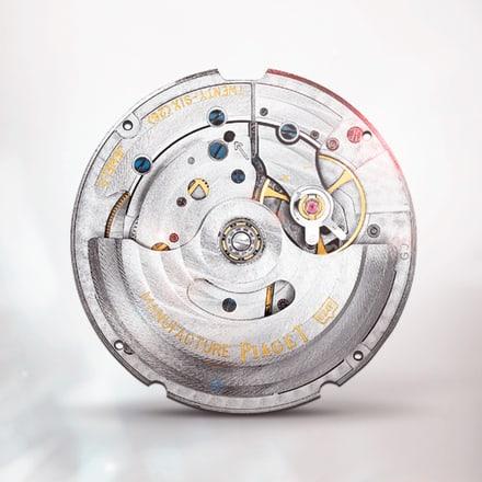 Movimiento automático Piaget 524P con fecha
