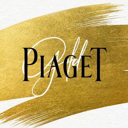 Von Piaget verarbeitetes Gold