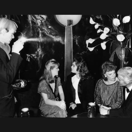 Andy Warhol et sa collection de montres de luxe Piaget