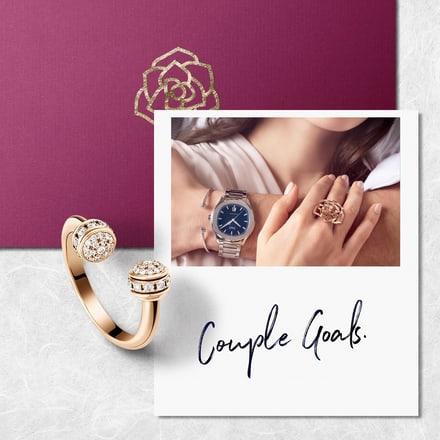 여성 다이아몬드 시계