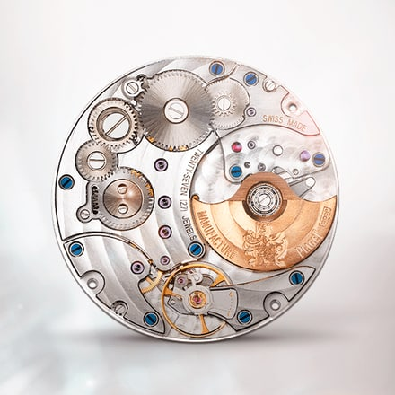 Piaget 1208P ultra-thin self-winding mechanical movement