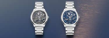 Piaget Polo luxury skeleton watches