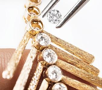 다이아몬드 주얼리 및 다이아몬드 시계 공급망