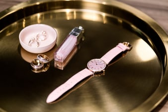women ultra-thin watch