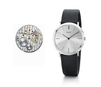 montre extra-plate Altiplano pour homme