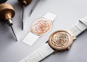 Savoir-faire des montres de luxe