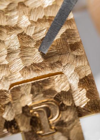 l'art de l'horlogerie en or de luxe