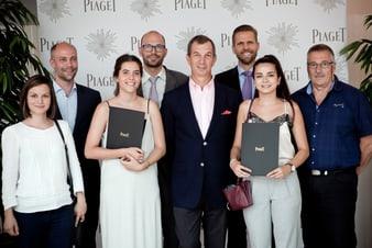 Prix Romand Piaget2017 des meilleurs designer et joaillier