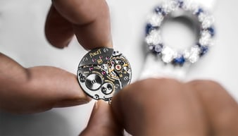 Piaget vintage watch restoration