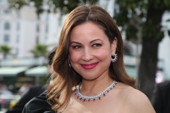 Raya Abirached illuminated Cannes by wearing a set of Piaget High Jewellery