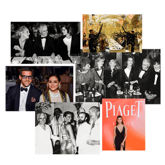 Piaget Limelight Gala design inspired by the 1960s glamour