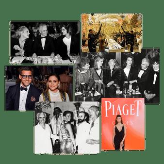 Das Design der Piaget Limelight Gala wurde vom Glamour der 1960er Jahre inspiriert