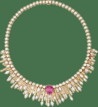 Piaget présente sa collection de joaillerie de luxe Sunny Side of Life à Art Dubai