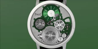Piaget Altiplano Ultimate Concept mechanical luxury watch