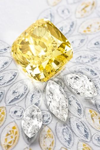 piaget golden hour gold und diamant collier
