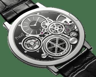 Die derzeit flachste mechanische Uhr der Welt