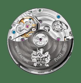 Piaget 1160P self-winding mechanical chronograph movement