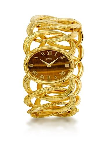 Piaget montre de luxe pour femme