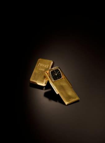 swiss gold pocket watch