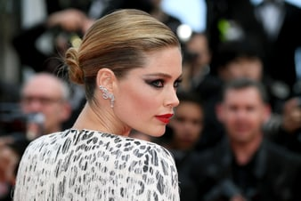 Doutzen Kroes sparkled in Piaget High Jewellery while walking the red carpet