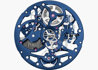Movimiento reloj esqueleto Piaget