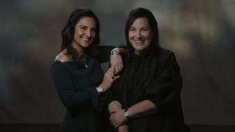 Arianne Philips and Carineh Martin wearing luxury jewelry and gold diamond watches