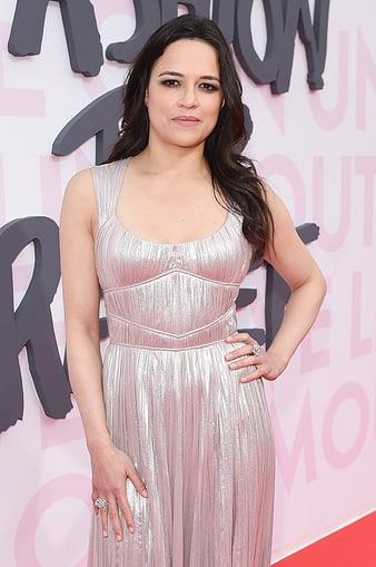 Michelle Rodriguez a choisi les diamants Piaget pour briller à Cannes