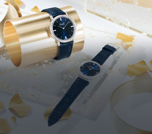 Altiplano ultra-thin watches for Holiday Season