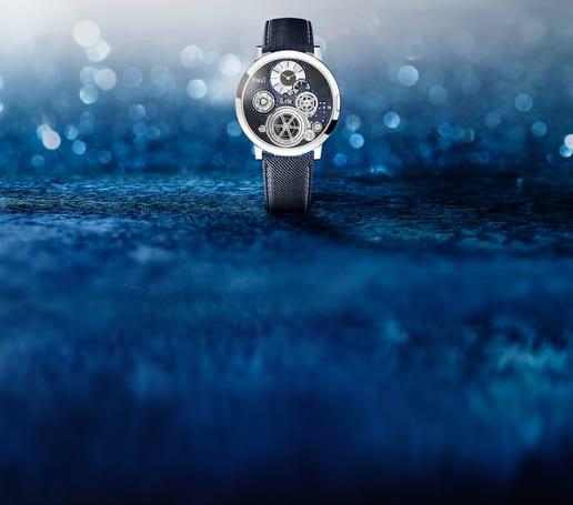 Altiplano Ultimate Concept: ultraflache mechanische Uhr