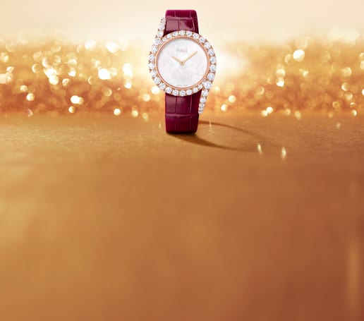 Limelight Gala luxury watch for women