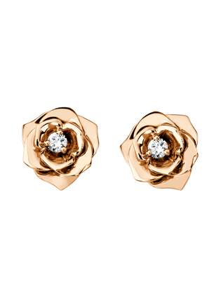 Ohrringe Piaget Rose
