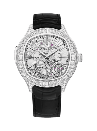 Piaget Emperador Uhr in Kissenform